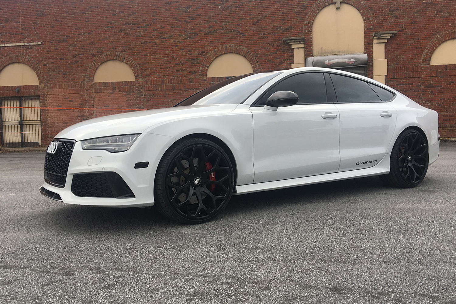 Audi A7 Black Rims Www Pixshark Com Images Galleries