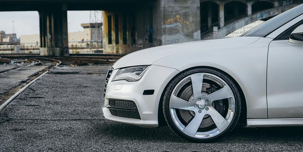 Audi | S7 | White | car gallery | Forgiato
