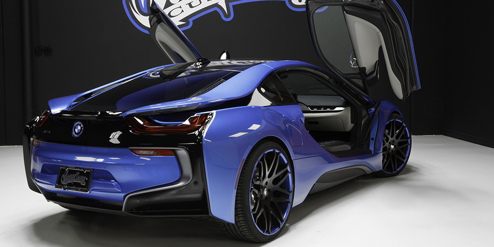 West Coast Customs Cars For Sale >> Blue | Bmw | I8 | car gallery | Forgiato