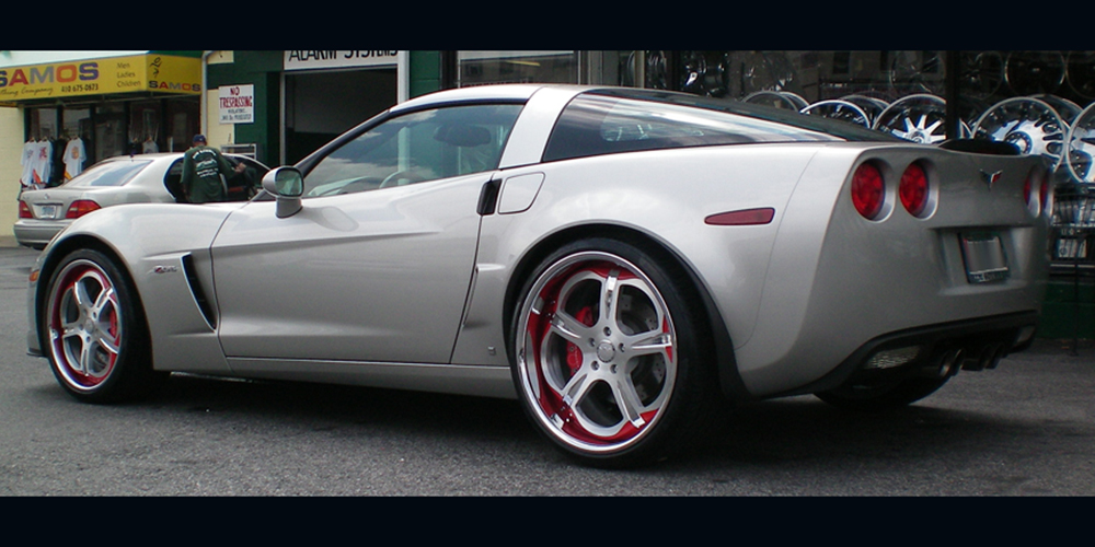 Corvette C6 For Sale >> C6 | Corvette | Silver | car gallery | Forgiato