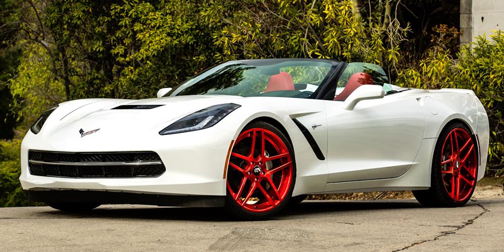 C7 | Corvette | White | car gallery | Forgiato: forgiato.com/car-gallery/corvette/c7/2805