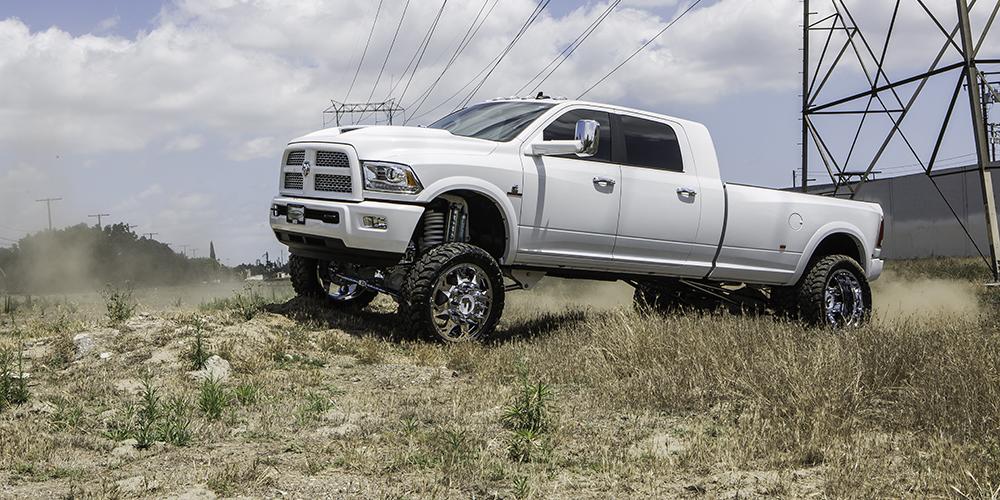 Dodge Trucks White Car Gallery Forgiato