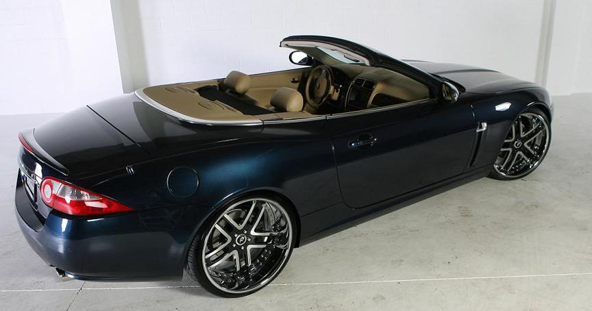 Jaguar Navy Xk Car Gallery Forgiato