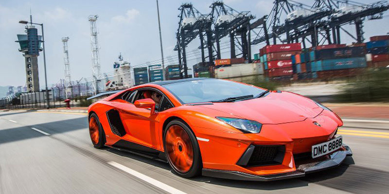 Aventador >> Aventador | Lamborghini | Orange | car gallery | Forgiato