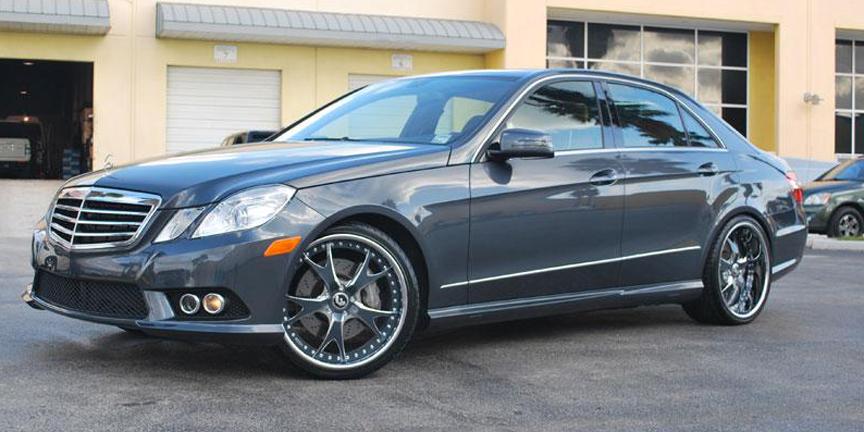 Build A Car >> E Class | E350 | Mercedes Benz | car gallery | Forgiato