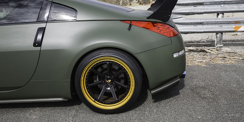 Green Nissan Autos Post