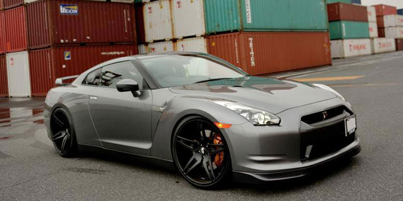 Grey Gtr Nissan Car Gallery Forgiato