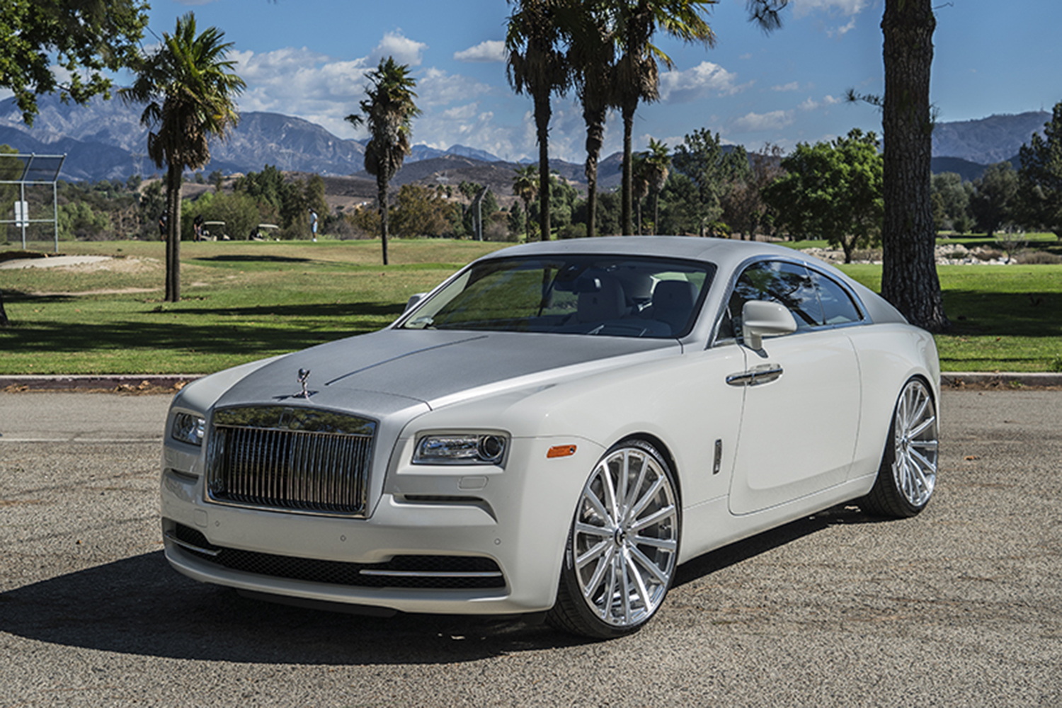 rolls royce wraith white and black. forgiatorollsf215 rolls royce wraith white and black