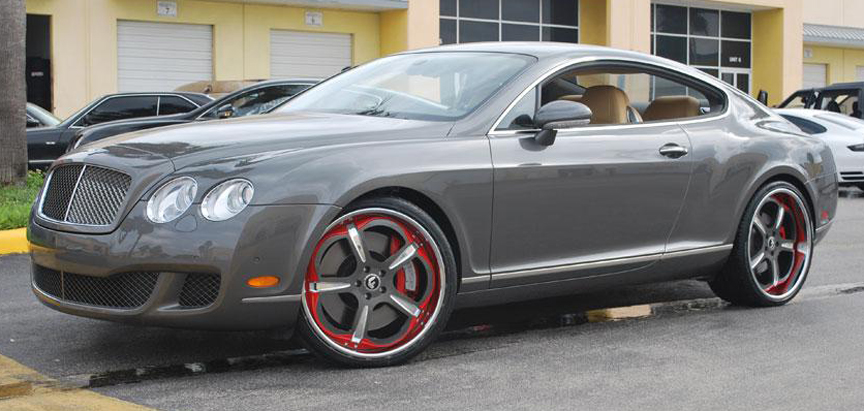 Bentley For Sale >> Bentley | Continental Gt | White | car gallery | Forgiato