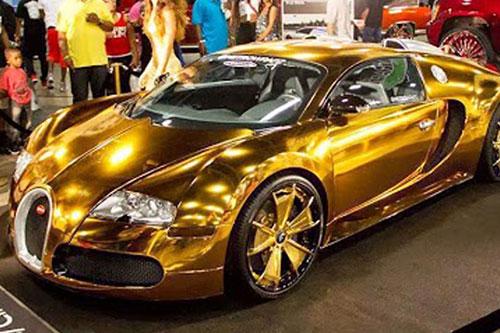 Price Of Bugatti Car In Pakistan