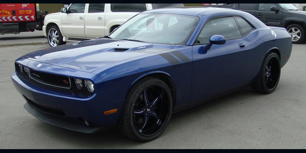 Dodge Challenger Hellcat Orange County Autos Post