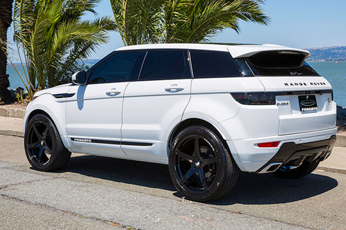 Image Gallery 2020 Range Rover