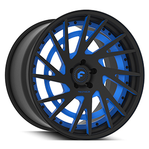 FORGIATO WHEELS,TECNICA SERIES,TEC 2.5-R