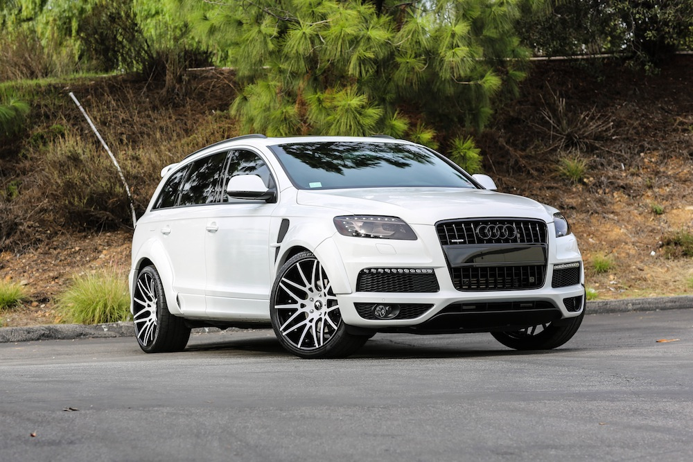 Lowered Q7 Thread ***** - Page 36 - AudiWorld Forums