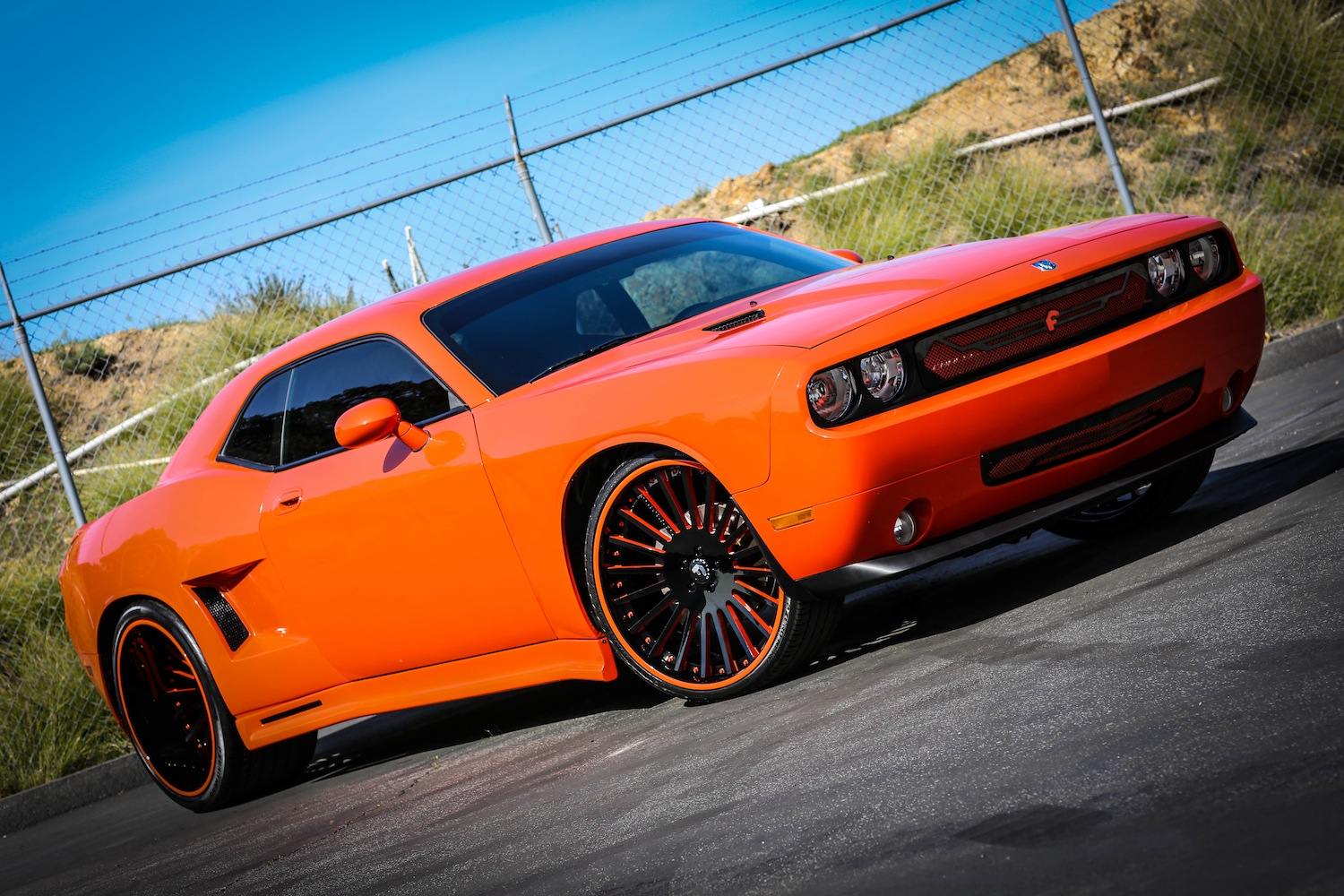 custom widebody dodge challenger the hippest. Cars Review. Best American Auto & Cars Review