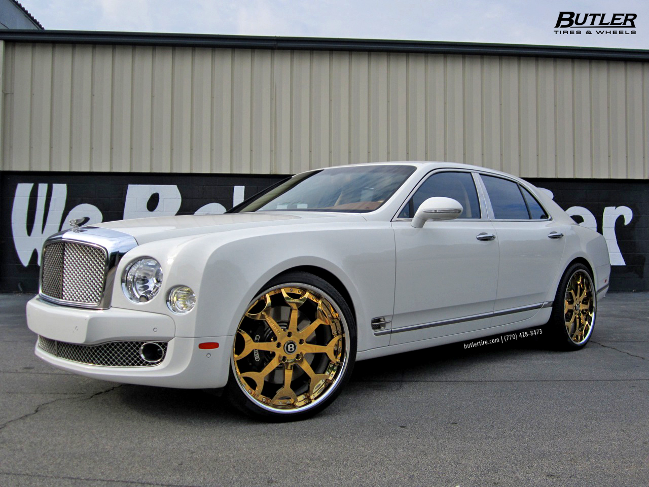 bentley mulsanne on rims autos post. Black Bedroom Furniture Sets. Home Design Ideas