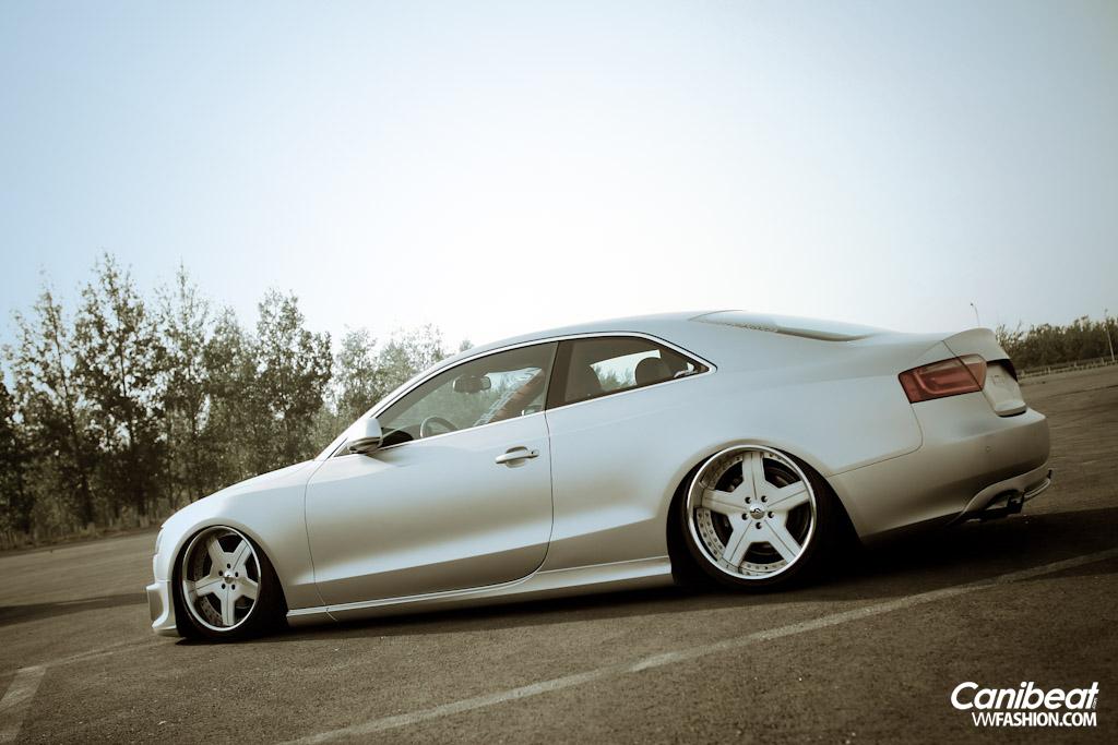 Vwfashion Bagged Audi A5 2