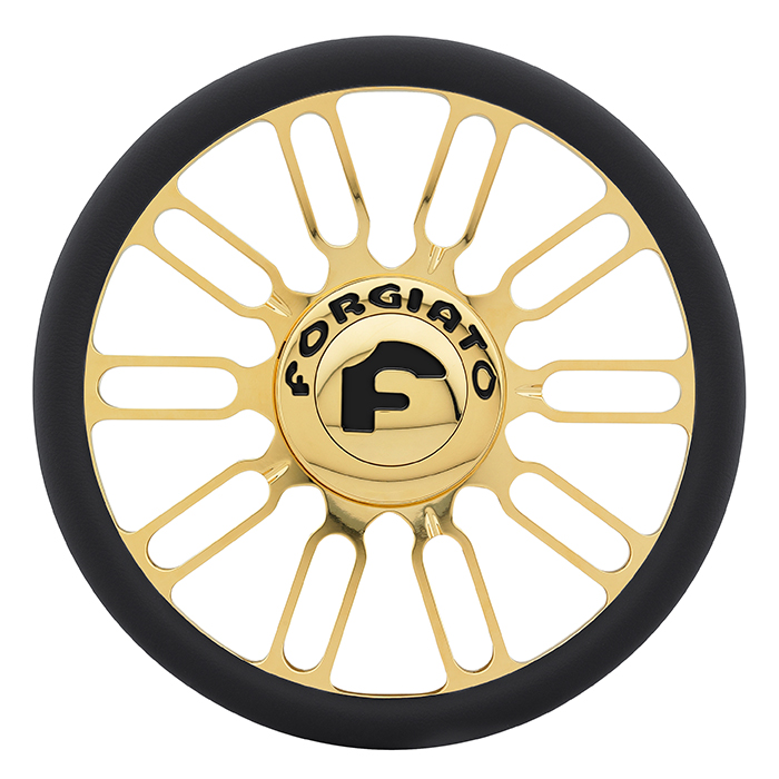 Steering Wheels Forgiato