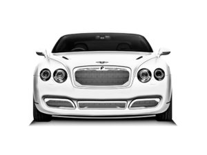 Bentley Continental GT Grille