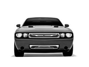 Dodge Challenger Grille