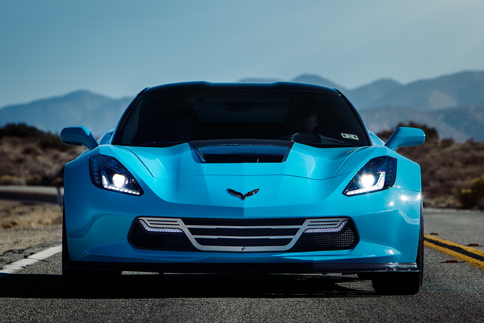 Corvette For Sale >> Grilles from Forgiato | Forgiato