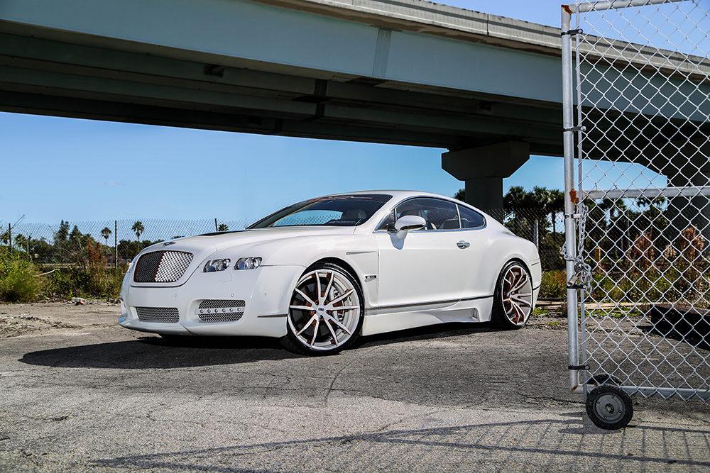 Yo Gotti's Bentley Continental GT