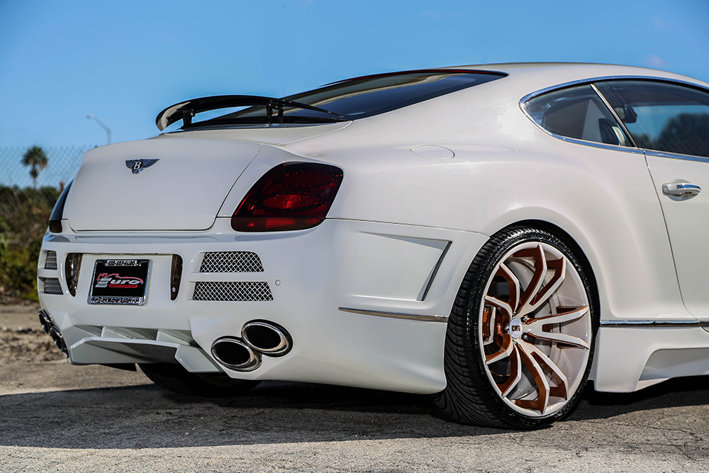 Yo Gottis Bentley Continental GT