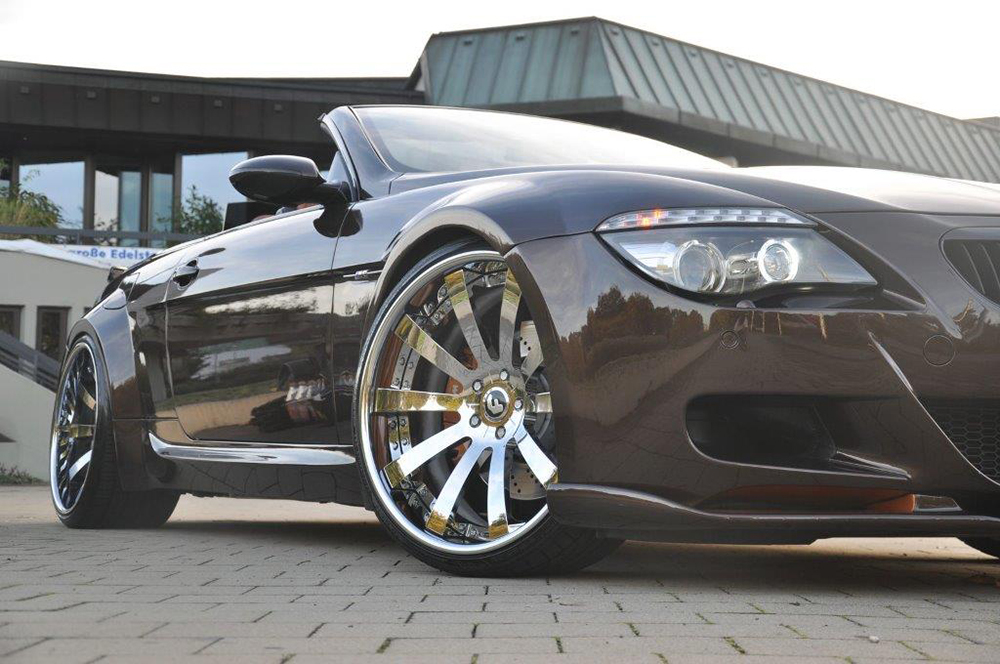 Bmw M6 Forgiato Concavo 6 102014