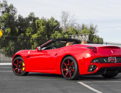 Ferrari California by Exotic Euro Cars