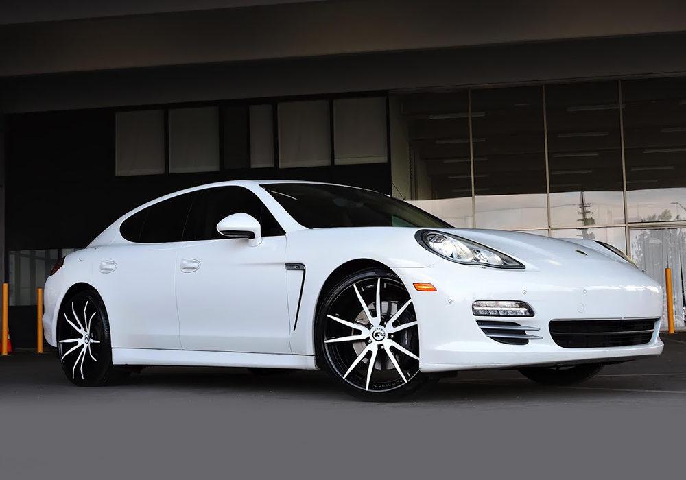Porsche Pleaser – Panamera On F2.01