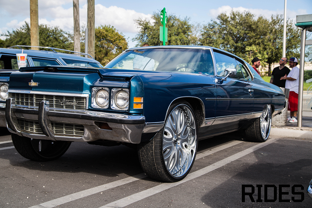 Donk Ryde Or Die Thanksgiving Car Show