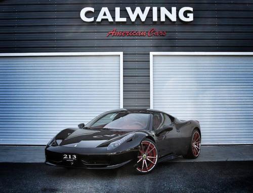 Ferrari 458 Italia by Calwing