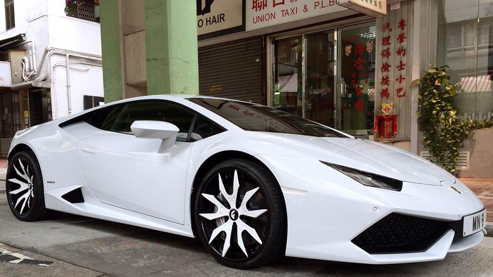 Photo 6 Lamborghini Huracan Custom Wheels Adv1 005mv2cs 20x90 Et