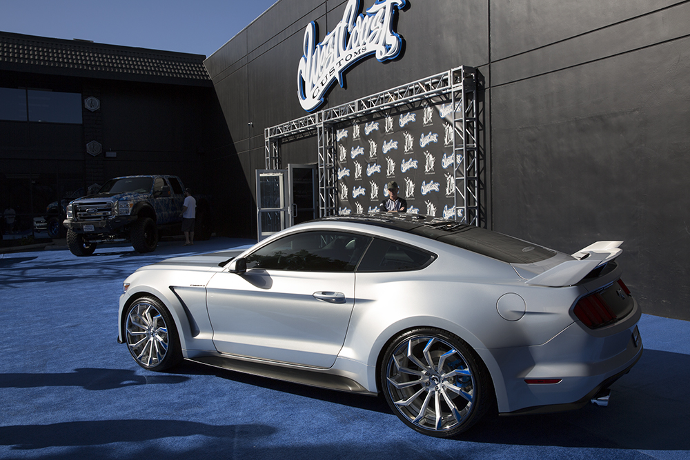 West Coast Customs Open House Forgiato