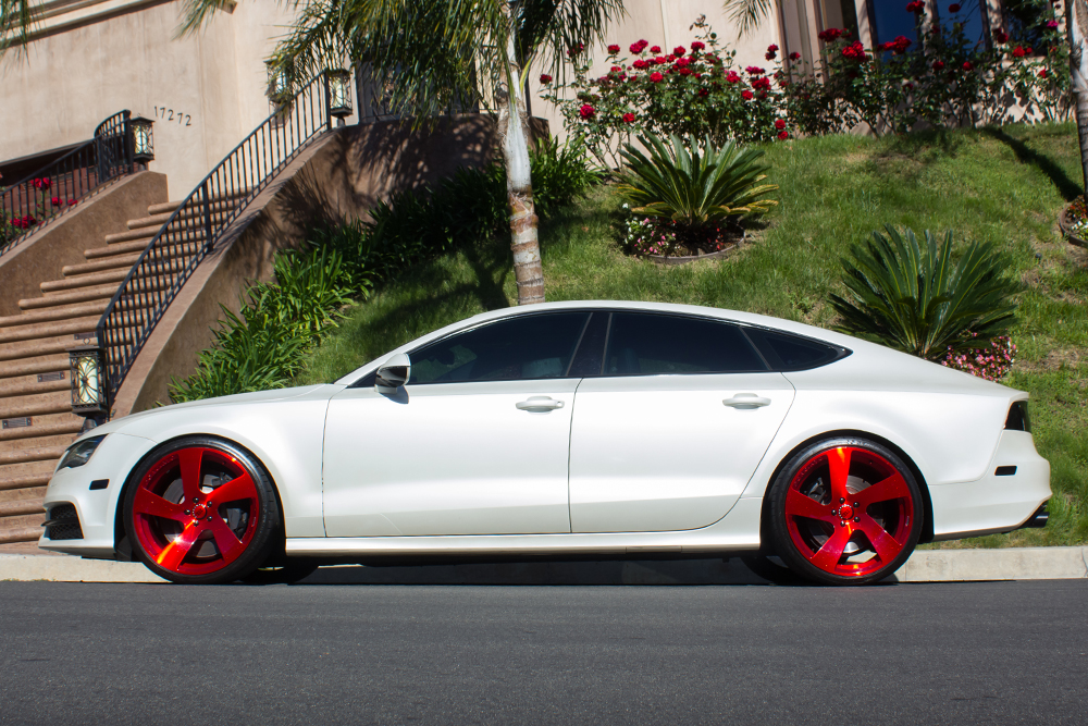 Decisions Decisions Audi S7 Sporting A Split Personality