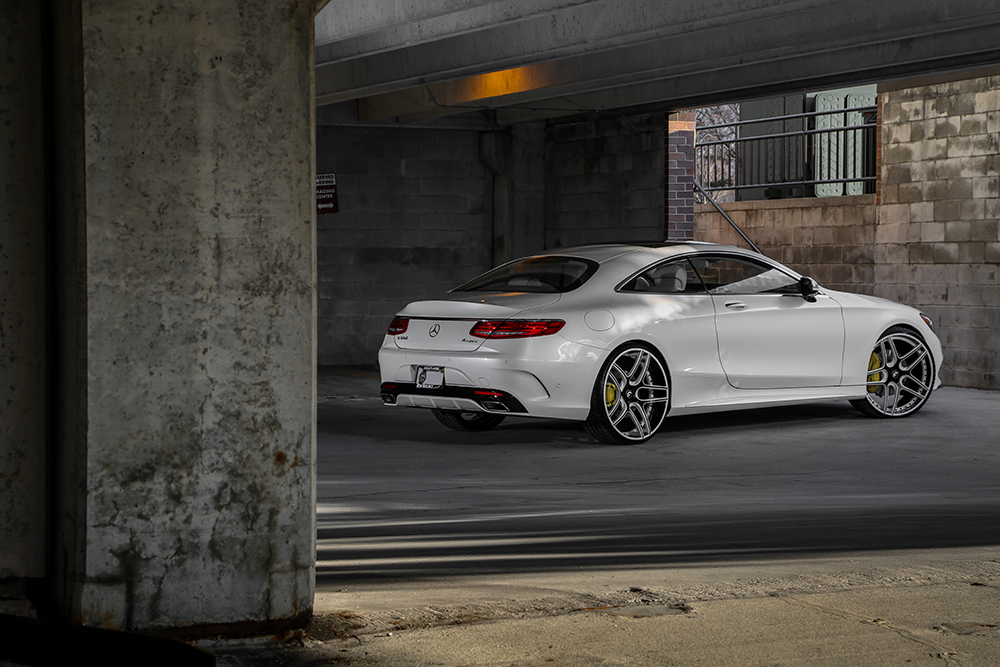 mercedes benz s550 coupe by rim source