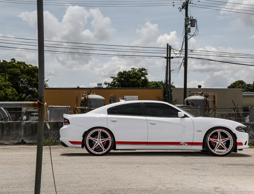 "Yeah, It's A Hemi – Charger On 24"" Martellato"