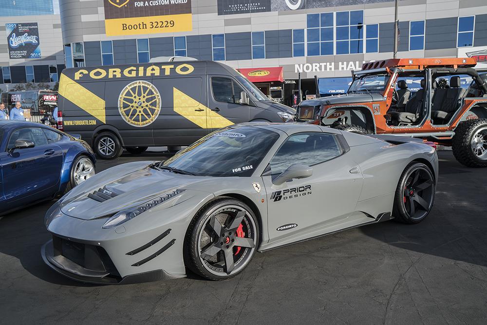 Auto Trend Car Show Las Vegas