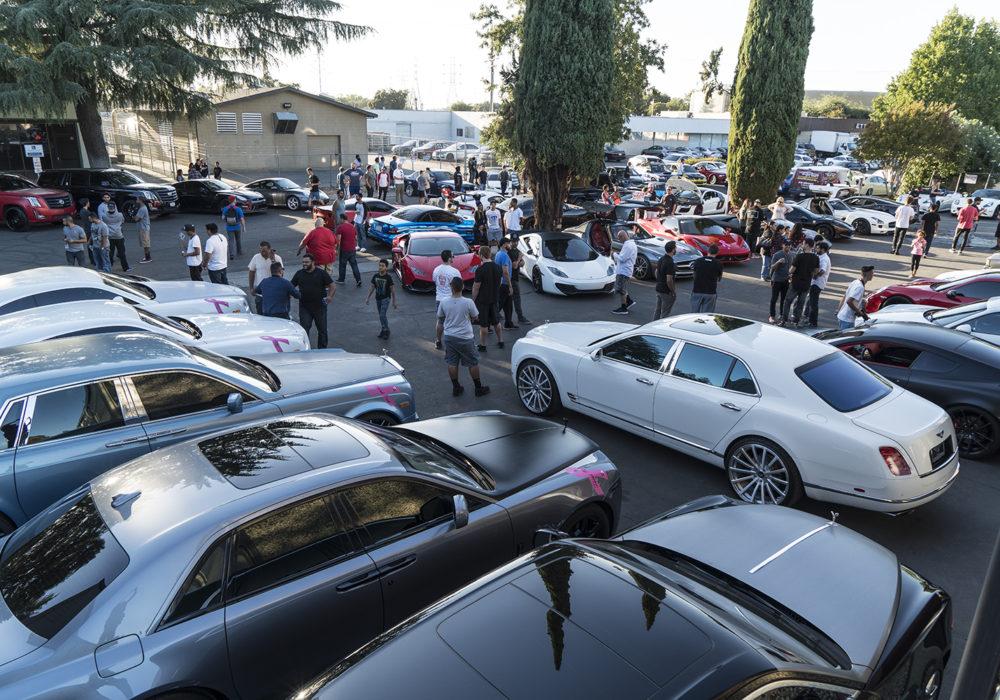 Diamond Autosport Breast Cancer Awareness Car Show