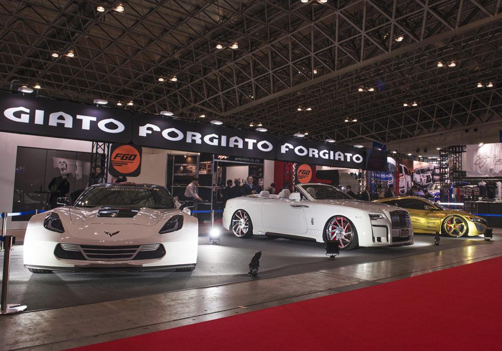 Forgiato Shines At The 2017 Tokyo Auto Salon