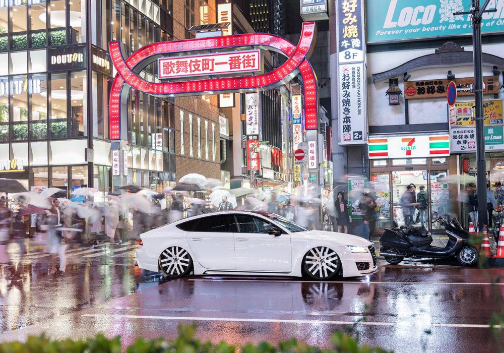 Audi Attraction