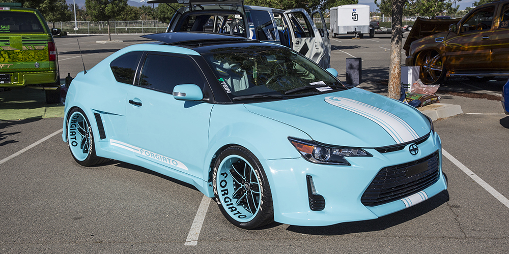 Other Makes Scion On Vizzo Wheels