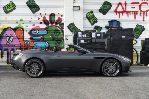 Aston Martin Db9 On TEC 2.4