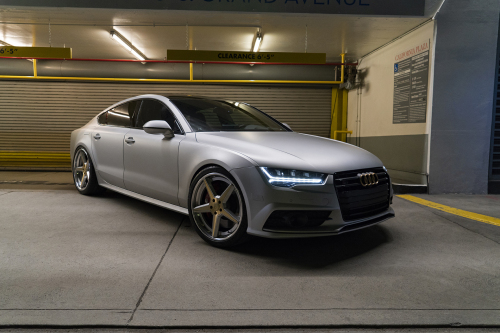 Audi S7 Car Gallery