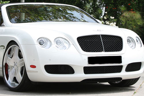 Bentley Continental Gt On Alneato