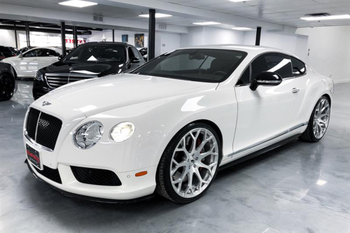 Bentley Continental Gt On Drea-M