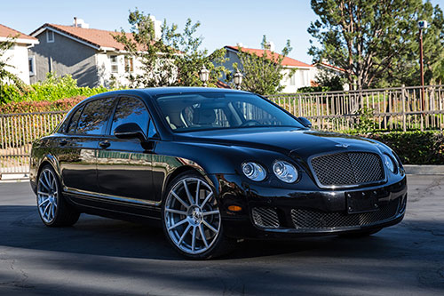 Bentley Flying Spur On Flangiato-M