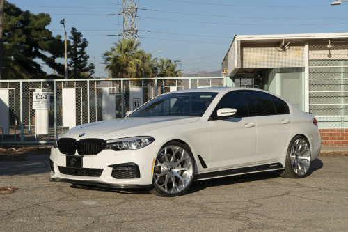 Bmw 5 Series On Drea-M