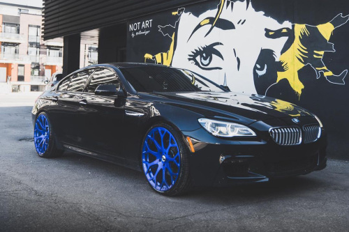 Bmw 6 Series On Drea-M