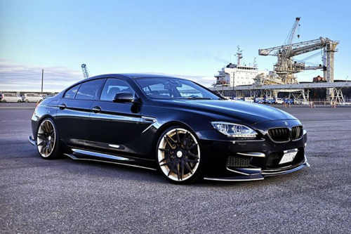 Bmw 6 Series On Maglia-ECL